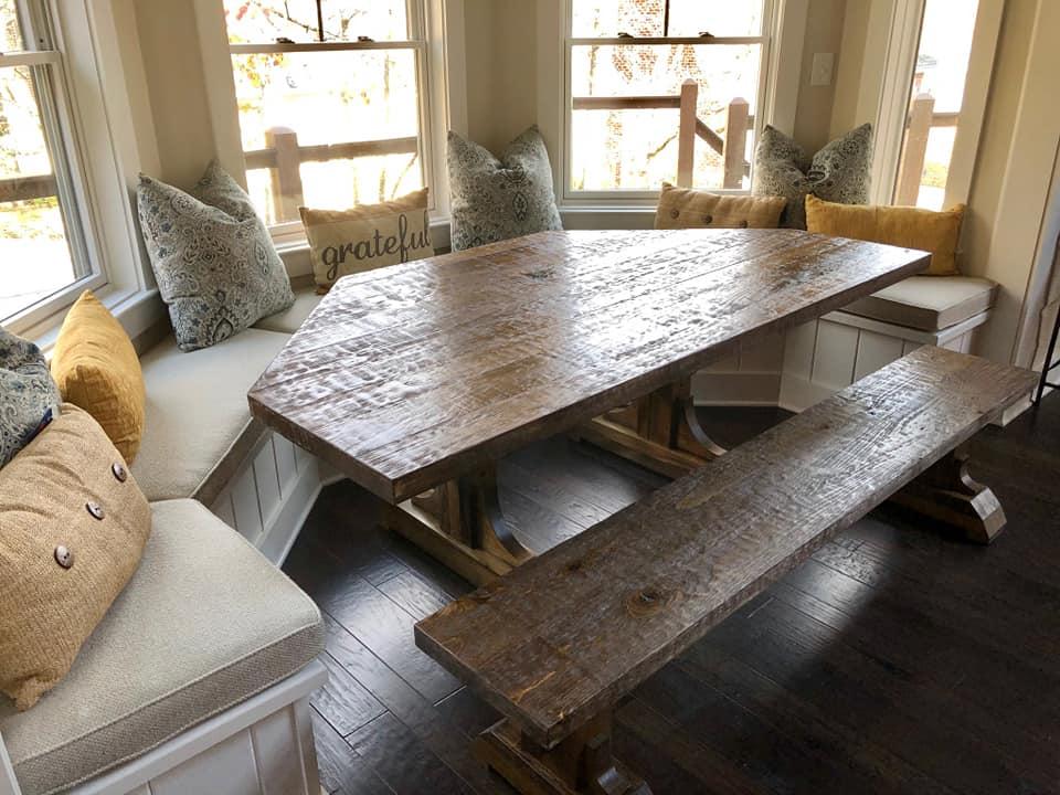 Bay Window Tables