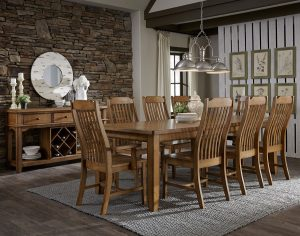 home dining table and chairs